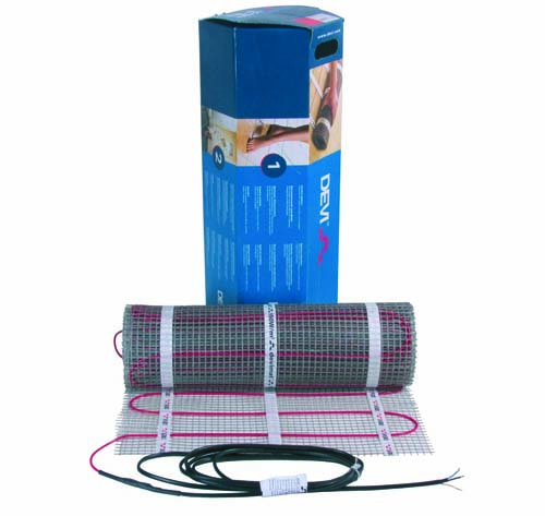 Для создания комфорта в жилом помещении используют систему теплый пол. DTIF-150 2,0м2 — двухжильный нагревательный мат. Основное отличие от других видов теплого пола — простой монтаж и минимальные строительные издержки.